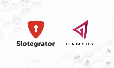 Slotegrator announces a new partnership with Gamshy