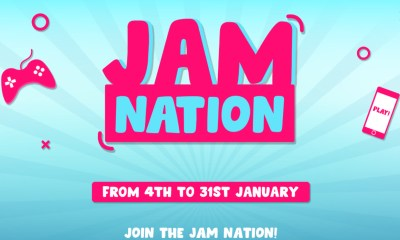 TapNation announces first hyper-casual game jam of the year with Jam Nation