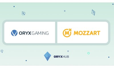 ORYX Gaming expands global footprint with Mozzart Bet agreement