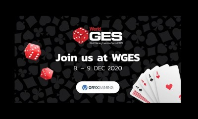 ORYX Gaming to sponsor prestigious industry event WGES