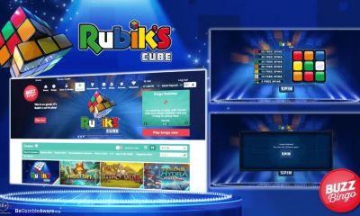 Playtech launches new Rubik's® Cube slot