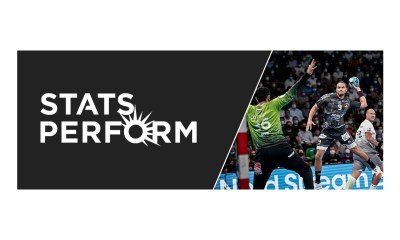 Stats Perform Secures Betting Video Rights for European Handball Competitions
