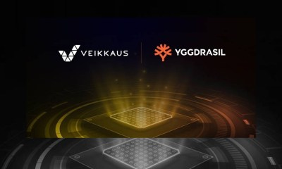 Yggdrasil agrees retail supply deal with Veikkaus