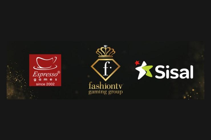 FashionTV Gaming Group, Espresso Games, dan Sisal bermitra untuk meluncurkan slot bermerek FashionTV yang pertama di Italia