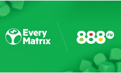 EveryMatrix expands into the Russian market with innovative 888.ru bookmaker