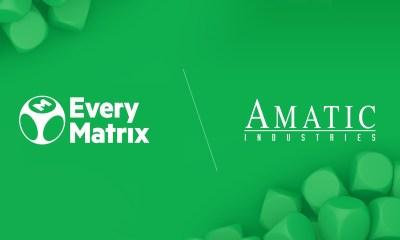 Amatic to supply its casino content to CasinoEngine network of operators