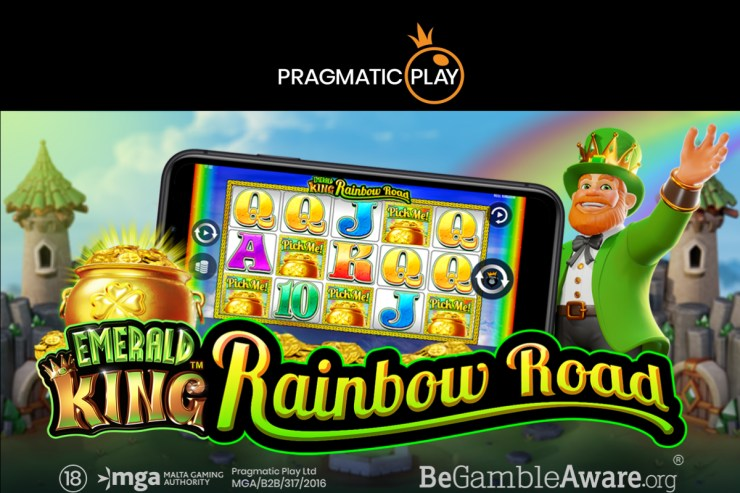 PRAGMATIC PLAY AND REEL KINGDOM PARTNER FOR EMERALD KING SEQUEL