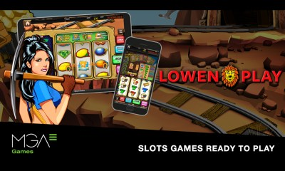 Lowen Play debuts in the Spanish market with MGA Games online slot games