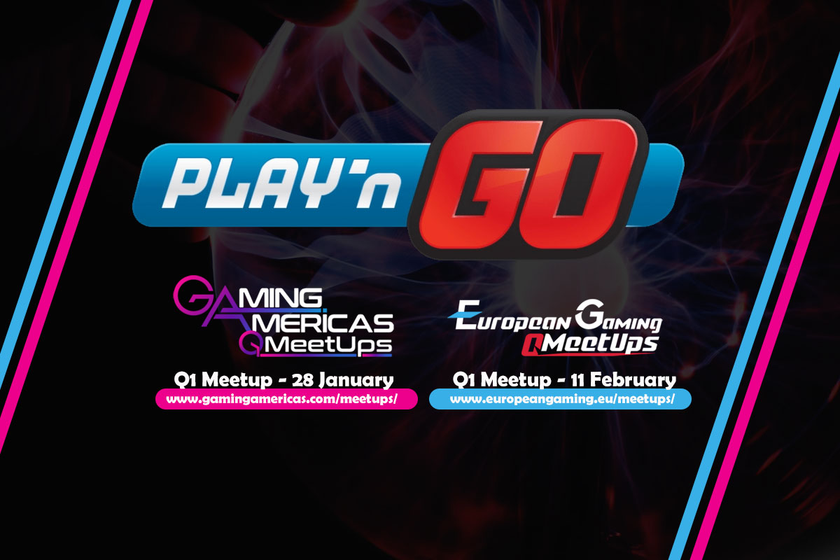 Play'n GO to sponsor several panels at the European Gaming and Gaming Americas Quarterly Meetups in 2021