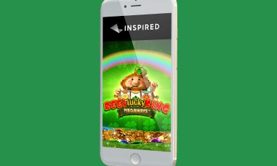 Inspired Launches Reel Lucky King Megaways™ – an Irish-themed Online & Mobile Game