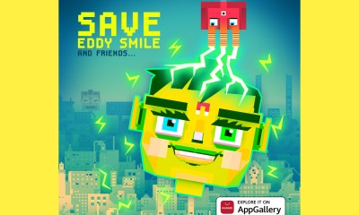 AppGallery Users Amongst the First to Play Save Eddy Smile Globally