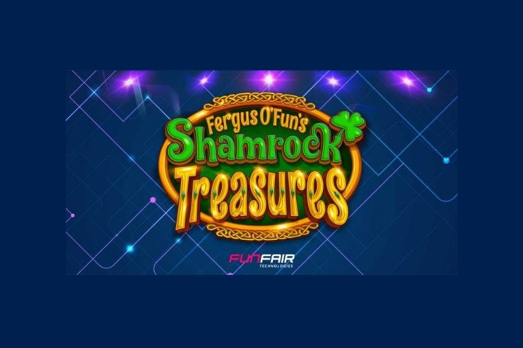 FunFair Technologies harnesses luck of the Irish with Shamrock Treasures