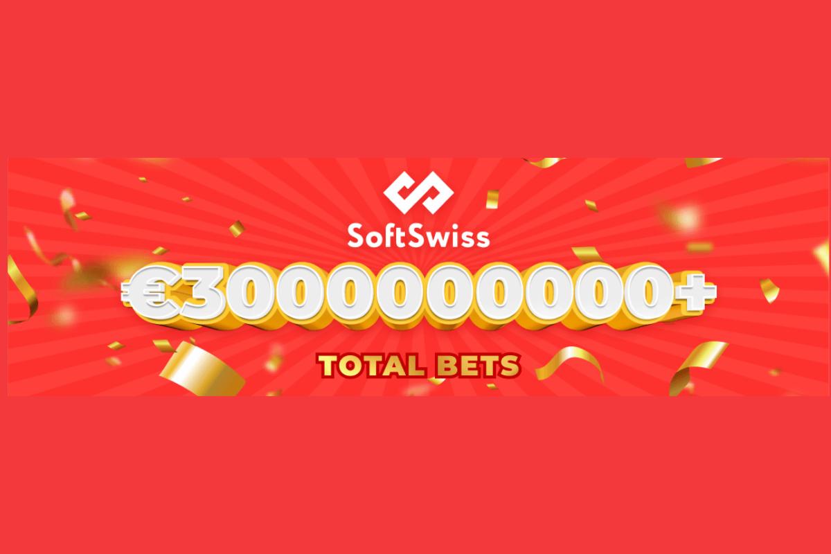 SoftSwiss melampaui rekor 3 miliar euro dari total taruhan pada Desember 2020