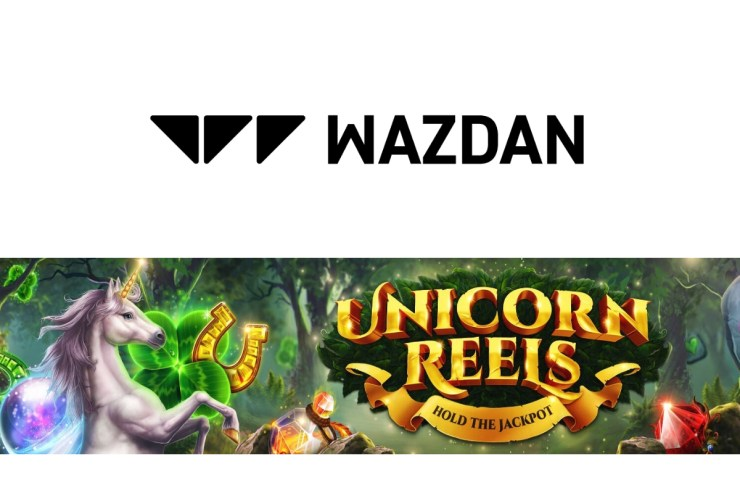 Wazdan travels to enchanted land in new hit Unicorn Reels