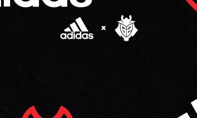 G2 Esports and Adidas Announce New Partnership