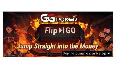 GGPoker's Launches Flip & Go Tournaments