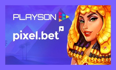 Playson strengthens position across the globe with Pixel.bet