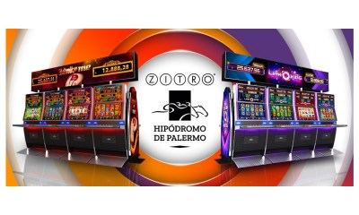 THE CASINO HIPÓDROMO DE PALERMO RENEWS ITS ENTERTAINMENT OFFER WITH ZITROS MULTIGAMES LINK KING AND LINK ME