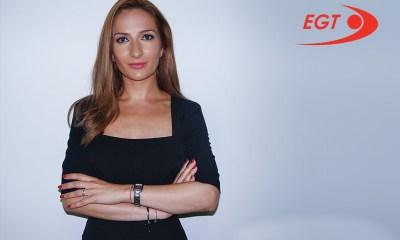 EGT Appoints Nadia Popova as CRO and VP Sales & Marketing