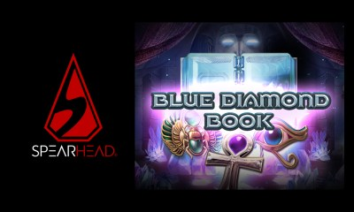 Spearhead Studios introduces Blue Diamond Book