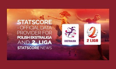 STATSCORE becomes official data provider for Polish Ekstraliga and 2. Liga