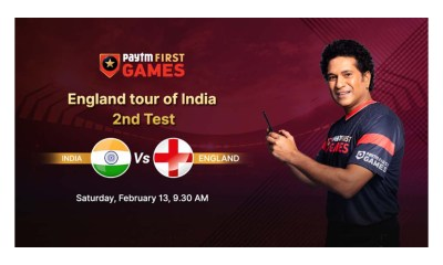 Paytm First Games Fantasy Prediction Report - 3rd Test Match