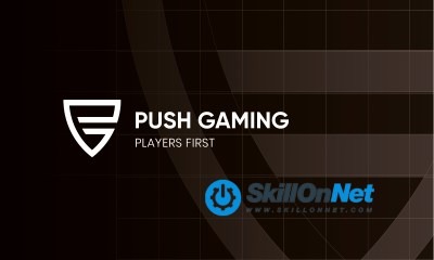 SkillOnNet and Push Gaming join forces