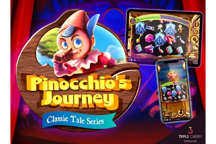 Pinocchio's Journey, rilis terbaru dari Triple Cherry