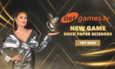 BetGames.TV unveils one-of-a-kind Rock Paper Scissors