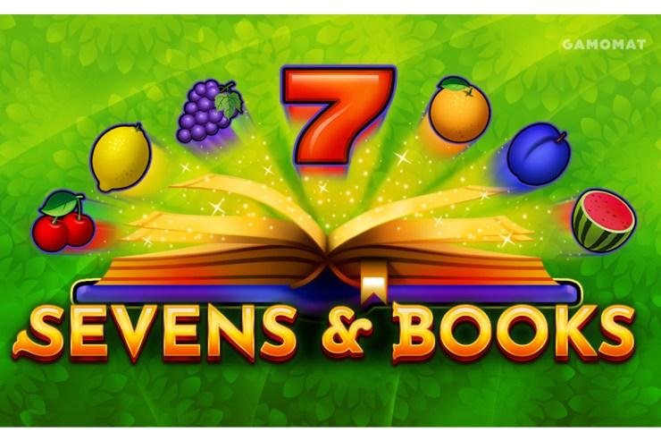GAMOMAT releases Sevens & Books title