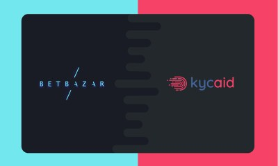 Betbazar has entered into a partnership with Kycaid, an identity verification service