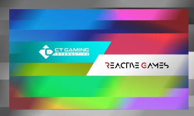 CT Gaming Interactive Partners with Reactive Games Software Solutions Ltd