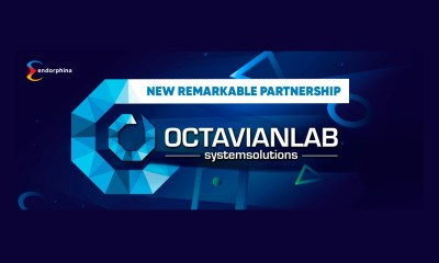 A strong new partnership between Endorphina and Octavian Lab in Italy