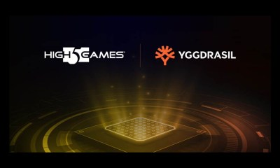 Yggdrasil strikes content partnership deal with High 5 Games
