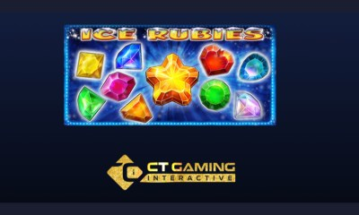 CT Gaming Interactive: The newest slot game Ice Rubies puts a shine on the freezing winter days