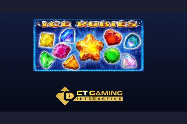 CT Gaming Interactive: Game slot terbaru Ice Rubies menyoroti hari-hari musim dingin yang membekukan