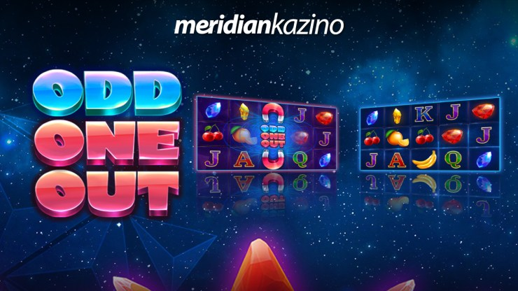 Odd One Out from Expanse Studios - a remarkable slot