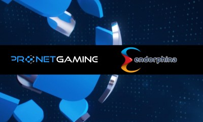 Pronet Gaming adds Endorphina's content