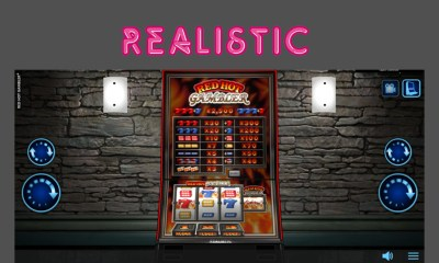 Realistic Games Turns Up the Heat With Red Hot Gambler