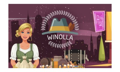1Click Games created a new exciting online casino - Winolla.com
