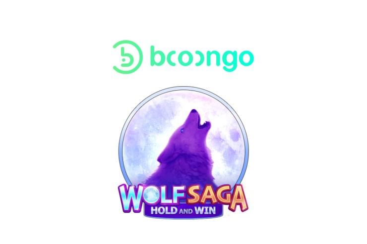Booongo on hunt for wins in Wolf Saga