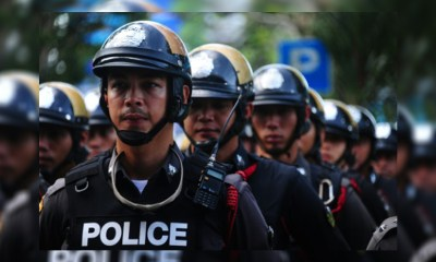 Thai Police Arrest 19 People for Allegedly Running an Online Gambling Operation