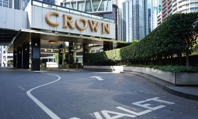 Australia's Crown Resorts Receives $6.2B Proposal from Blackstone