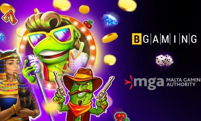 BGaming expands market reach via MGA license