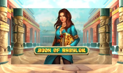Green Jade launches Book of Babylon slot