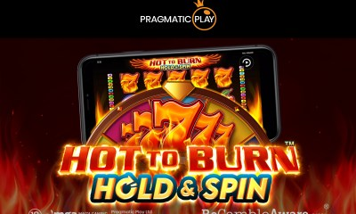Pragmatic Play Dials Up the Heat in Hot to Burn Hold & Spin