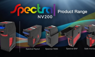Introducing the NV200 Spectral Note Validator Range from ITL