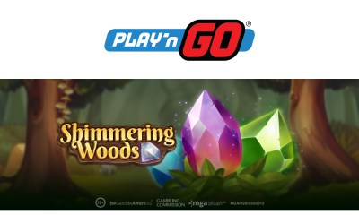 Play'n GO Release new Gem, The Shimmering Woods