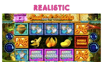 Realistic Games Welcomes Players to the Jungle in Snakes & Ladders Game Changer®