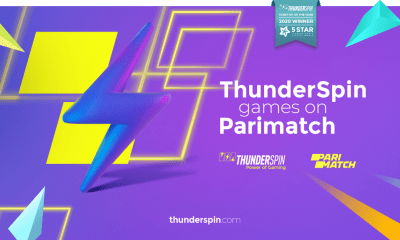 ThunderSpin continues to extend player-reach as Parimatch joins list of distribution partners